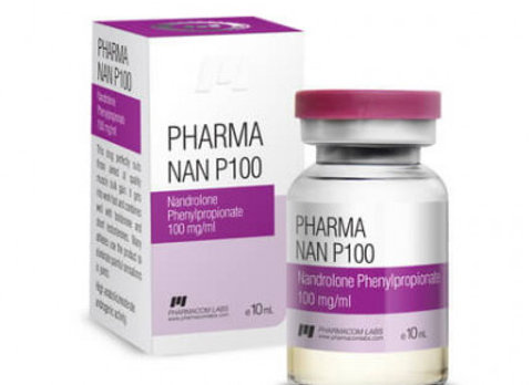 PHARMACOM LABS PHARMANAN P 100mg/ml 10ml