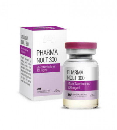 PHARMACOM LABS PHARMANOLT 300mg/ml 10ml