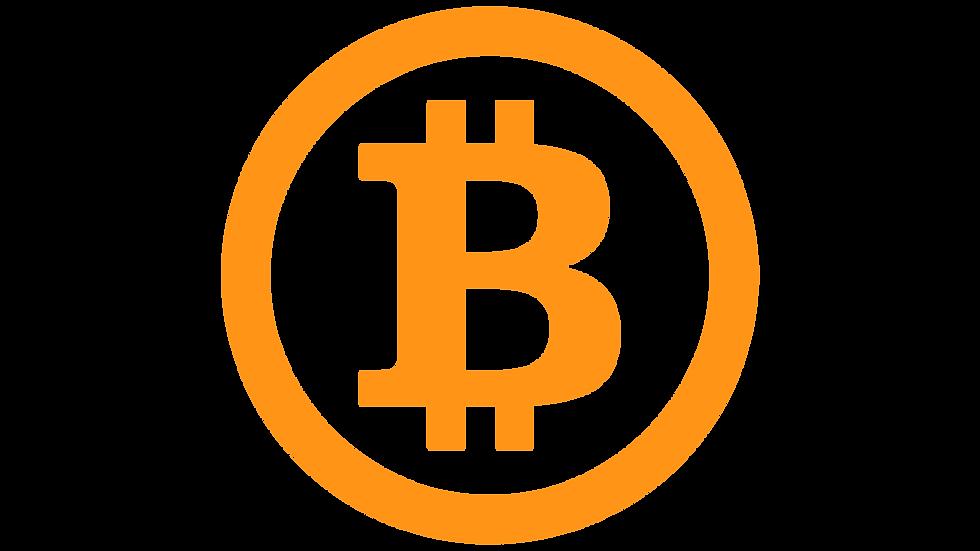 Bitcoin-Emblem