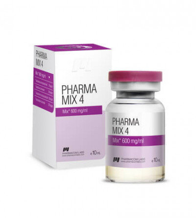 PHARMACOM LABS PHARMA MIX 4 600MG/ML 10ML