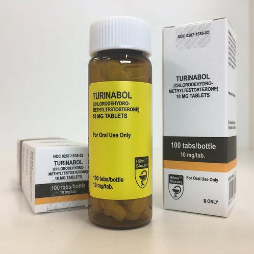 Hilma Biocare TURINABOL 10mg/tab 100tab