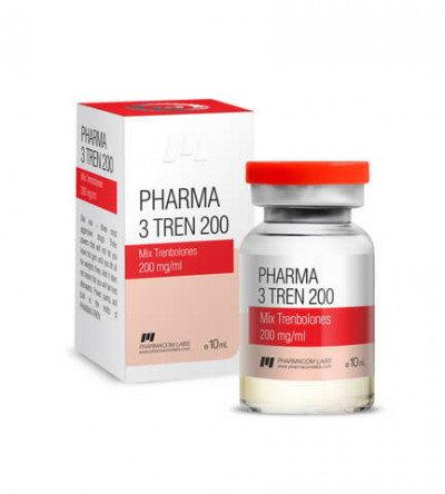 PHARMACOM LABS PHARMA 3 TREN 200mg/ml 10 ml