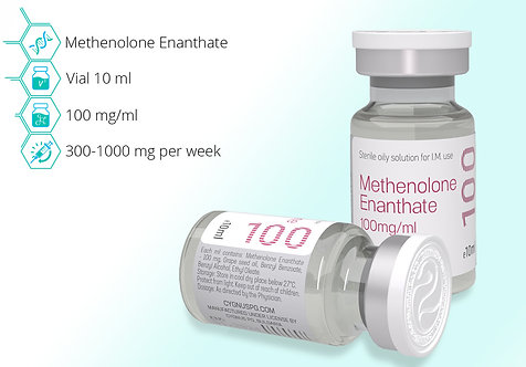 Cygnus Pharmaceutical Methenolone Enanthate 100mg/ml 10 ml