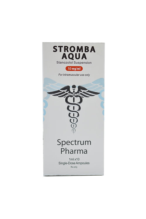 SPECTRUM AQUA 50mg/ml 10amp