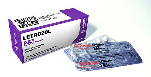 Tesla Pharmacy Letrozol 2,5mg/tab 50tab