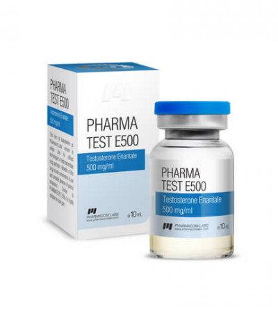 PHARMACOM LABS PHARMATEST E 500mg/ml 10ml