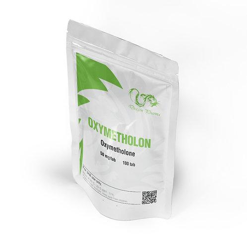 Dragon Pharma Oxymetholon 50 mg (100 tabs)