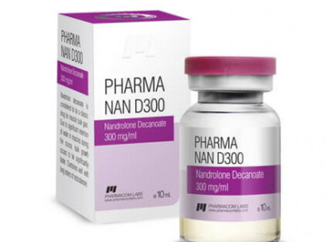 PHARMACOM LABS PHARMANAN D 300mg/ml 10ml