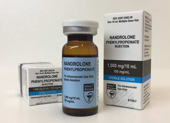 Hilma Biocare NANDROLONE PHENYLPROPIONATE 100mg/ml 10ml