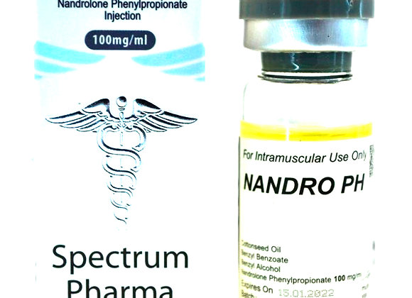 SPECTRUM NANDRO PH 100mg/ml 10ml