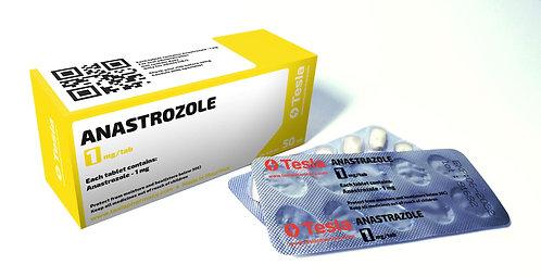 Tesla Pharmacy Anastrazol 1mg/tab 10 tab