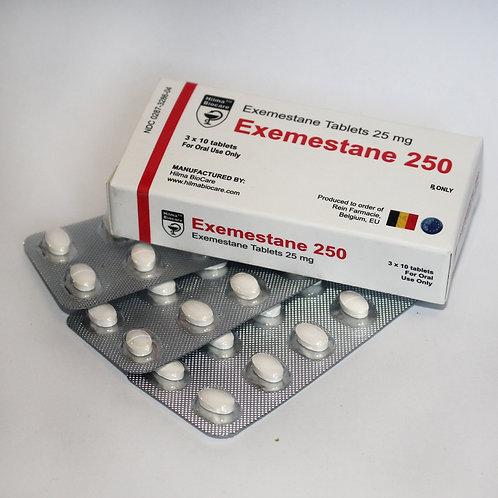 Hilma Biocare Exemestane 250 25mg/tab 10tab