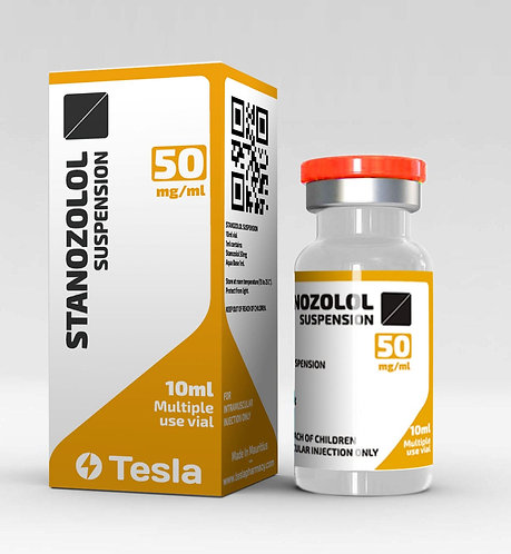 Tesla Pharmacy Stanozolol 50 mg/ml 10ml