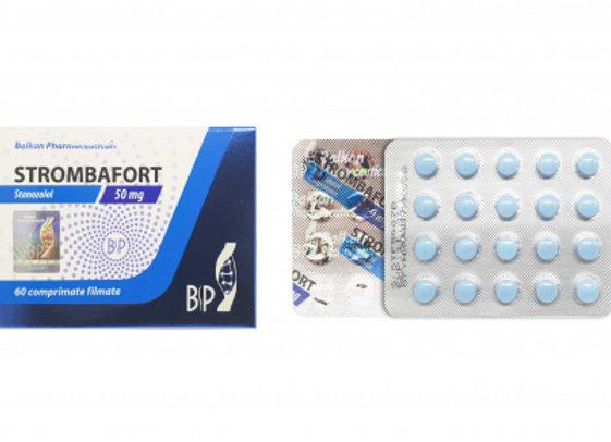 Balkan Pharmaceuticals STROMBAFORT 20 tab 50mg/tab