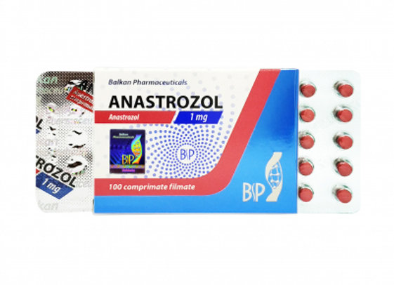 Balkan Pharmaceuticals ANASTROZOL 25tab 1mg/tab