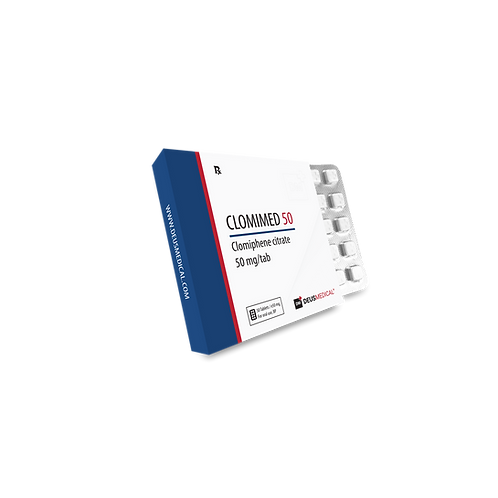 CLOMIMED 50 (Clomiphene citrate)