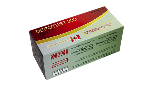 Canada Peptides Depotest 200mg/ml 10 ml