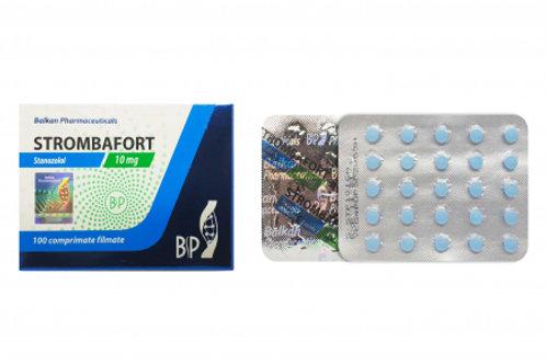 Balkan Pharmaceuticals STROMBAFORT 100 tab 10mg/tab