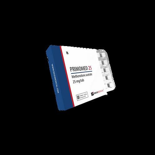 PRIMOMED 25 (Methenolone acetate)