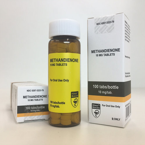 Hilma Biocare METHANDIENONE 10mg/tab 100tab