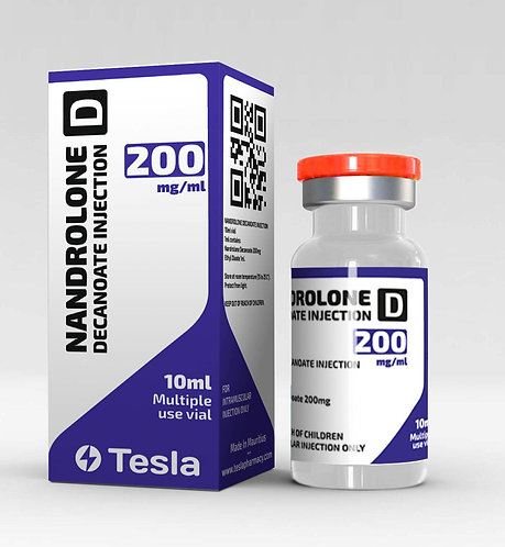 Tesla Pharmacy Nandrolone decanoate 200mg/ml 10ml