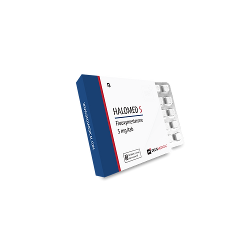 HALOMED 5 (Fluoxymesterone)