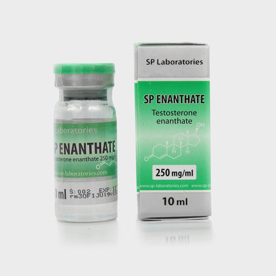 SP Laboratories ENANTHATE 10ml 250mg/ml
