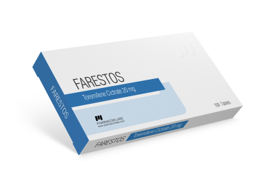 PHARMACOM LABS FARESTOS 20mg/tab 50 tab