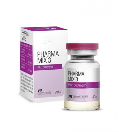 PHARMACOM LABS PHARMA MIX 3 500MG/ML 10ML