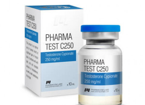 PHARMACOM LABS PHARMATEST C 250mg/ml 10ml