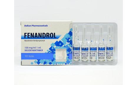 Balkan Pharmaceuticals FENANDROL 10 amp 100mg/ml