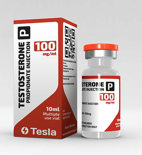 Tesla Pharmacy Testosterone Propionate 100mg/ml 10 ml