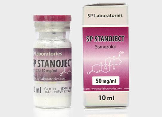 SP Laboratories STANOJECT 10ml 50mg/ml