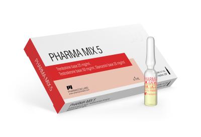 PHARMACOM LABS PHARMAMIX 5 100MG/ML 10 AMP