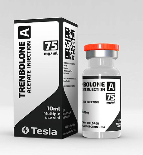 Tesla Pharmacy Trenbolone Acetate 75mg/ml 10ml