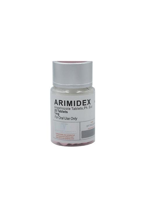 SPECTRUM ARIMIDEX 20 tab 1mg/tab