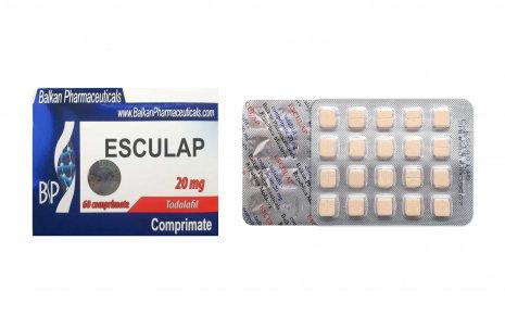 Balkan Pharmaceuticals ESCULAP 20tab