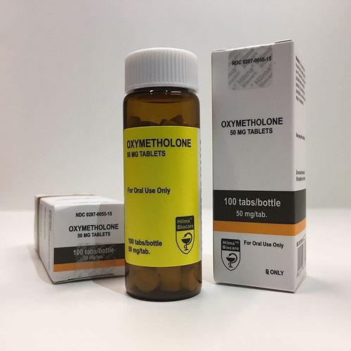 Hilma Biocare OXYMETHOLONE 50mg/tab 100tab