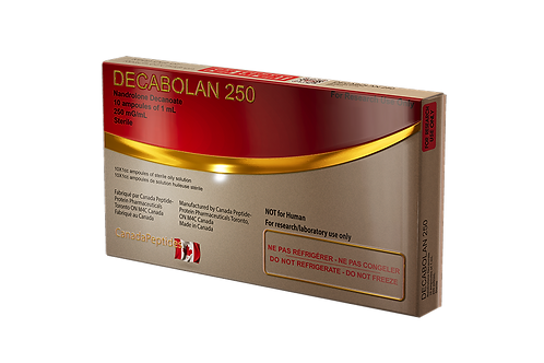 Canada Peptides DECABOLAN 250 (Nandrolone decanoate) 250 mg/ml