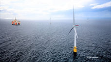 Managing corrosion and biofouling of the offshore monopile supports for wind turbines