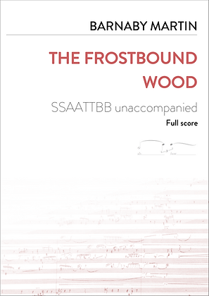 The frostbound wood