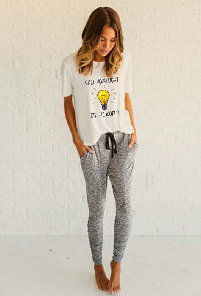 Shed Your Light T-Shirt