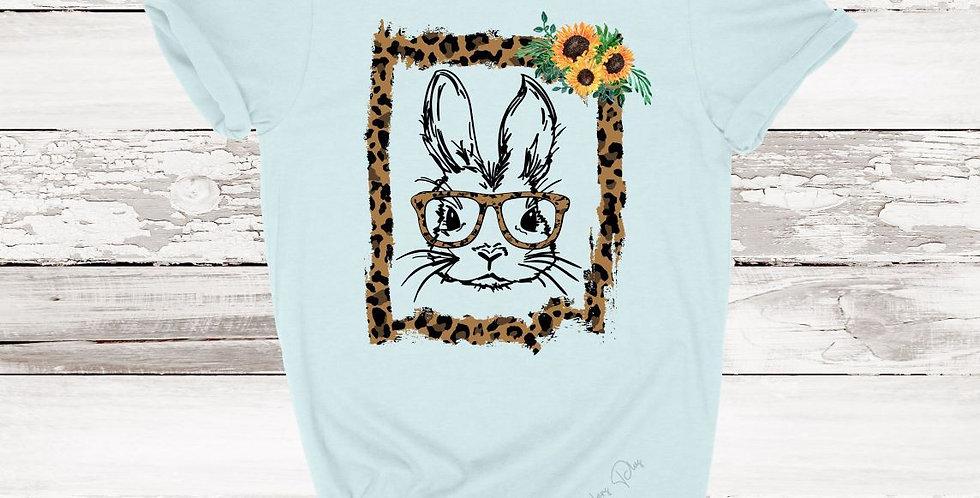 Bunny, Sunflower & Leopard