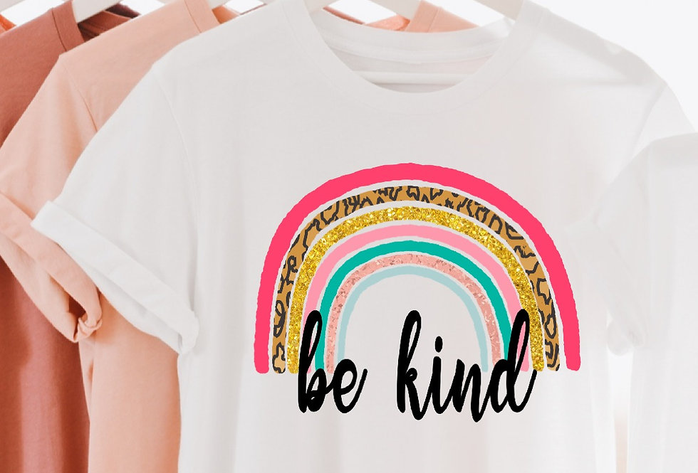 Be Kind, Rainbow