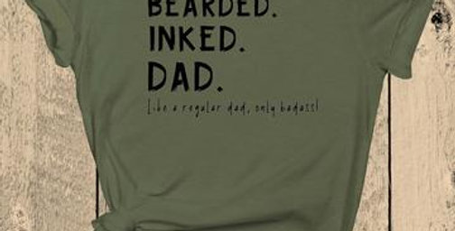 Bearded, Inked, Dad