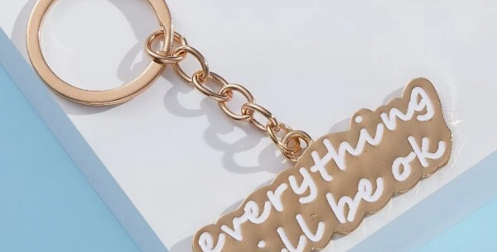 Everything will be OK - Keychain