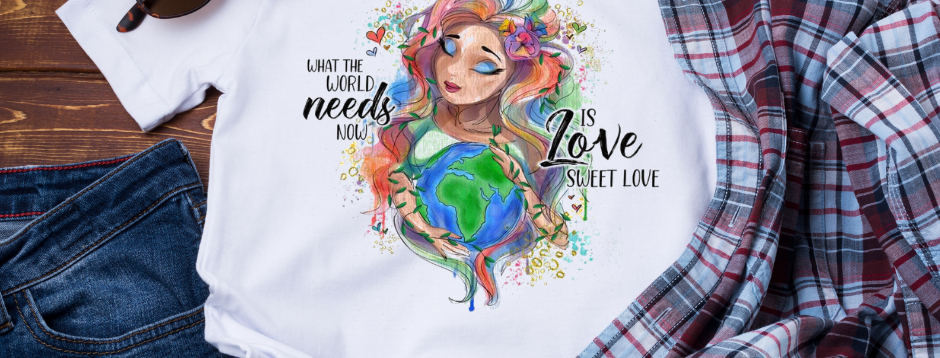 The World Needs Love, Sweet Love