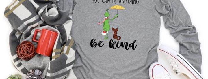 In a World, Be Kind - Grouch
