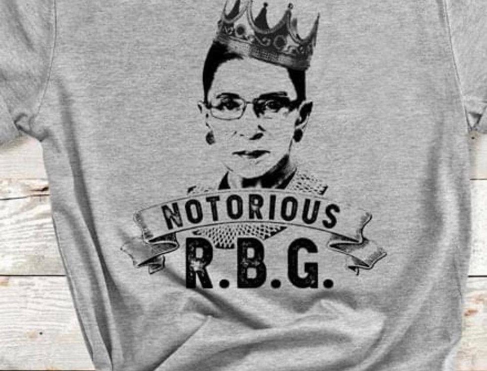 Notorious RBG Tee