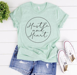 Hustle and Heart - Sassy Sub
